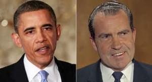 Nixon.Obama
