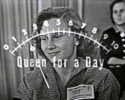 Queen for a Day Clap