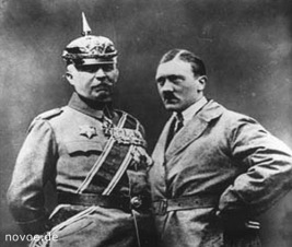 Ludendorff and Hitler